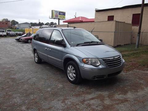 2006 chrysler town and country for sale in alabama. Black Bedroom Furniture Sets. Home Design Ideas