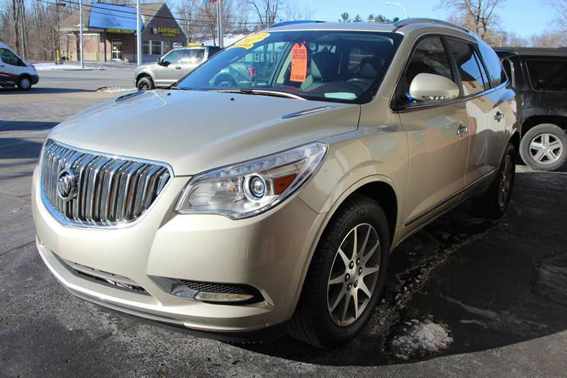 2017 BUICK ENCLAVE LEATHER AWD 4DR SUV beige if you are looking for a new vehicle with tons of fe