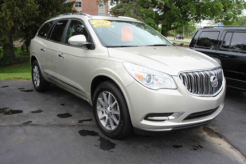 2017 Buick Enclave AWD Leather 4dr SUV - Williamston MI