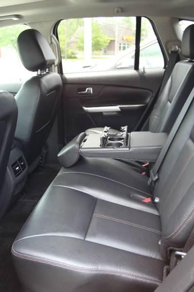 2013 Ford Edge SEL 4dr SUV - Williamston MI