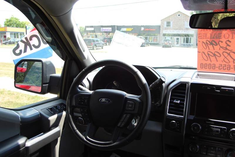 2015 Ford F-150 XLT 4x4 4dr SuperCrew 6.5 ft. SB - Williamston MI