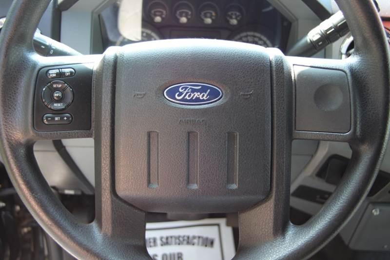 2011 Ford F-250 Super Duty 4x4 XLT 4dr SuperCab 6.8 ft. SB Pickup - Williamston MI