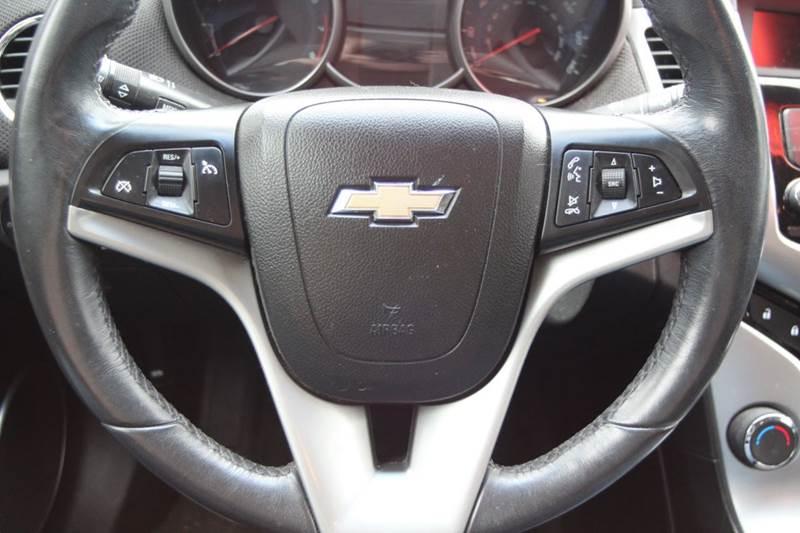 2011 Chevrolet Cruze LT 4dr Sedan w/1LT - Williamston MI