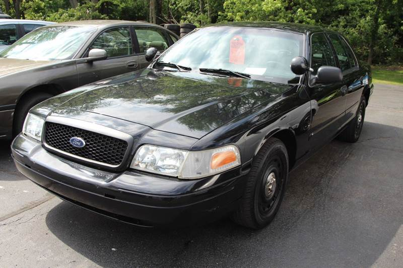 2005 Ford Crown Victoria