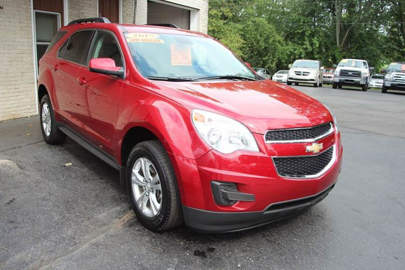 2015 Chevrolet Equinox LT 4dr SUV w/1LT - Williamston MI