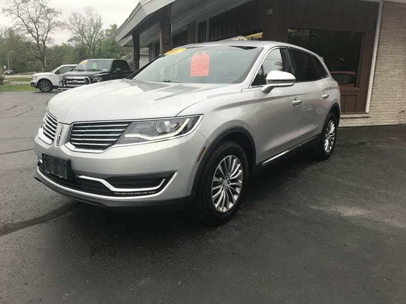 2016 Lincoln MKX AWD Select 4dr SUV - Williamston MI