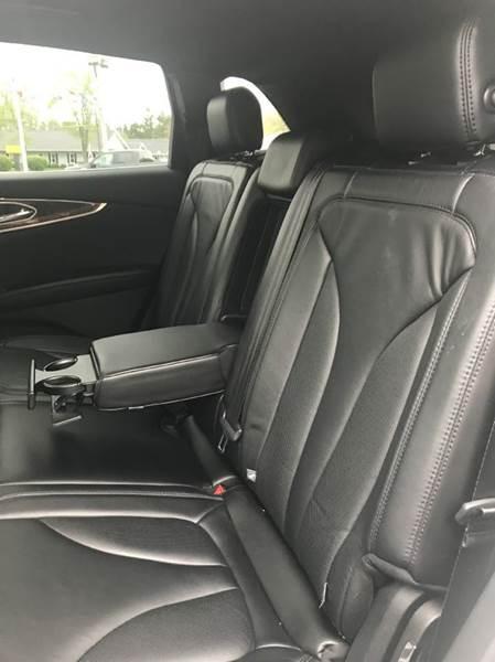 2016 Lincoln MKX AWD Select 4dr SUV - Williamston MI