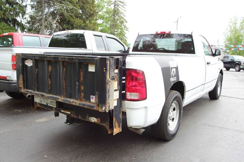 2014 RAM Ram Pickup 1500 4x2 Tradesman 2dr Regular Cab 8 ft. LB Pickup - Williamston MI