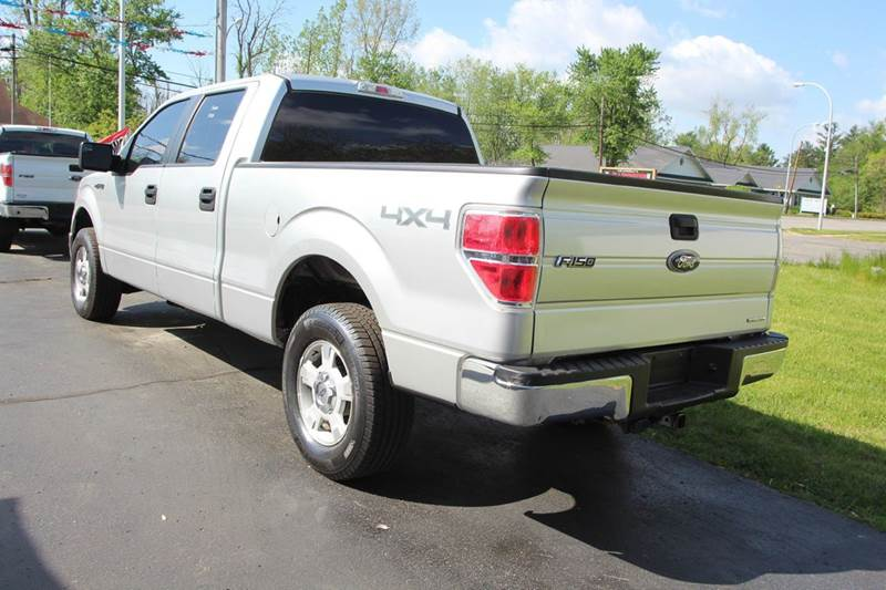 2012 Ford F-150 XLT 4x4 4dr SuperCrew Styleside 6.5 ft. SB - Williamston MI