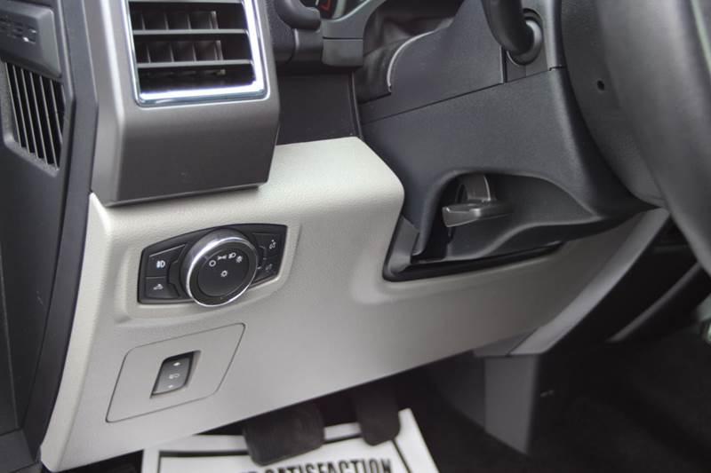 2017 Ford F-150 XLT 4x4 4dr SuperCrew 5.5 ft. SB - Williamston MI