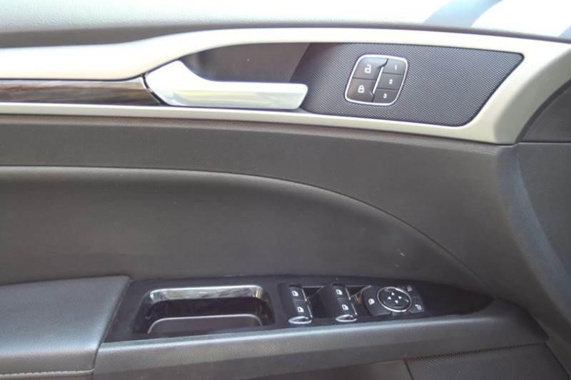 2015 Ford Fusion SE 4dr Sedan - Williamston MI