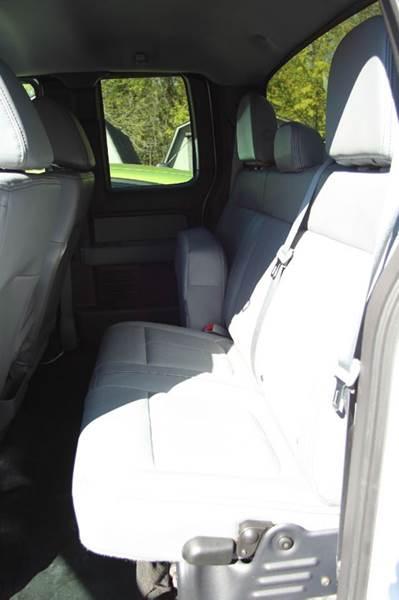 2014 Ford F-150 4x4 XL 4dr SuperCab Styleside 6.5 ft. SB - Williamston MI