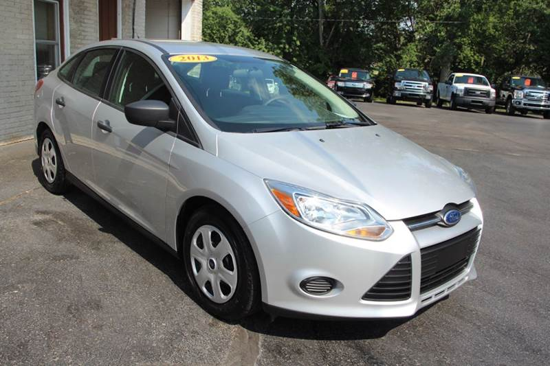 2013 Ford Focus S 4dr Sedan - Williamston MI