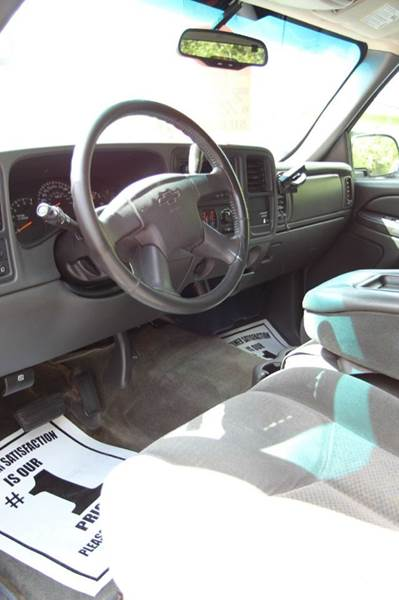 2004 Chevrolet Silverado 1500 Z71 4dr Extended Cab 4WD SB - Williamston MI