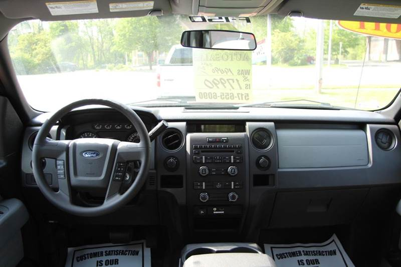 2011 Ford F-150 4x4 XL 4dr SuperCrew Styleside 5.5 ft. SB - Williamston MI