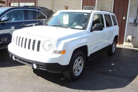 2017 Jeep Patriot for sale in Williamston, MI