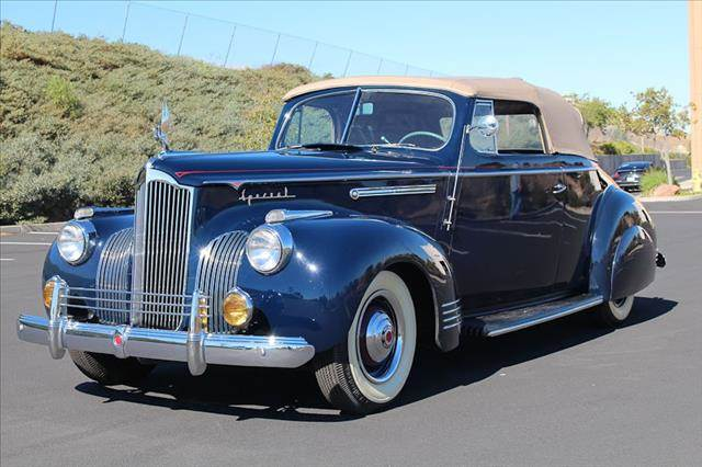 1941 Packard 110 for sale in Benicia CA