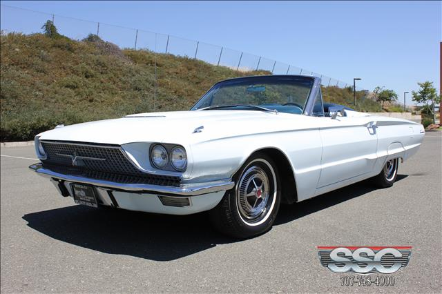 Used 1966 Ford Thunderbird For Sale