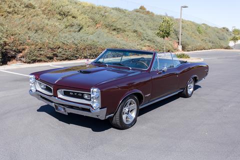 1966 Pontiac GTO for sale in Benicia, CA