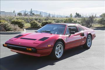 1985 Ferrari 308 GTS for sale in Benicia, CA