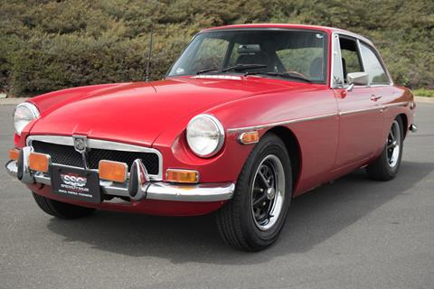 1974 MG MGB for sale in Benicia, CA