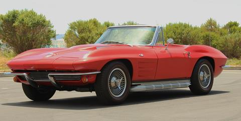 1964 Chevrolet Corvette for sale in Benicia, CA