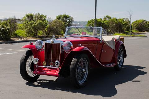 1949 MG TC for sale in Benicia, CA