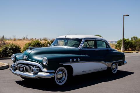 1951 Buick 50 Super for sale in Benicia, CA