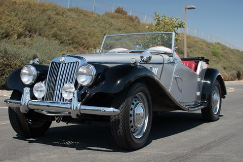 1955 MG TF for sale in Benicia, CA