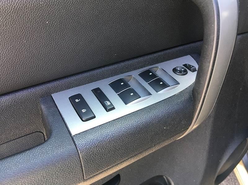 2008 Chevrolet Silverado 1500 4WD LT1 4dr Extended Cab 6.5 ft. SB - Colorado Springs CO