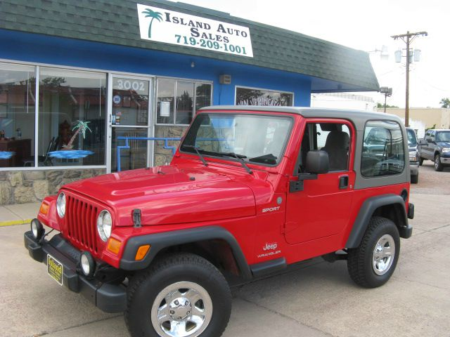 2004 Jeep Wrangler for sale in Colorado Springs CO