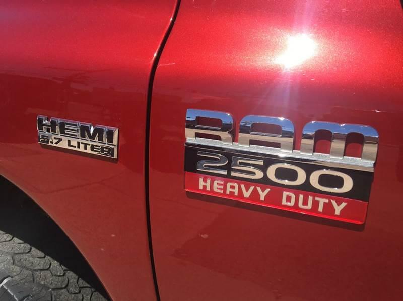 2008 Dodge Ram Pickup 2500 SLT 4dr Quad Cab 4WD SB - Colorado Springs CO