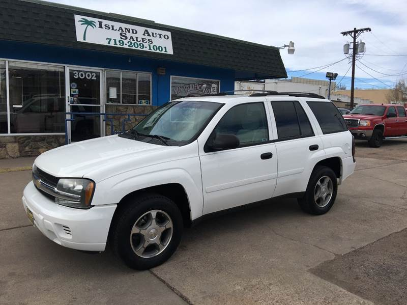 2008 chevrolet trailblazer lt1 4x4 4dr suv in colorado springs co 2008 chevrolet trailblazer lt1 4x4 4dr suv colorado springs co mozeypictures Images