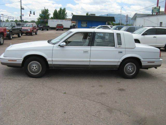 1993 chrysler new yorker fifth avenue 4dr sedan in for 1993 chrysler new yorker salon sedan