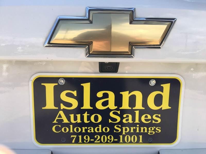 2008 Chevrolet Tahoe LTZ 4x4 4dr SUV - Colorado Springs CO