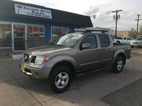 Island Auto Sales Used Cars Colorado Springs Co Dealer