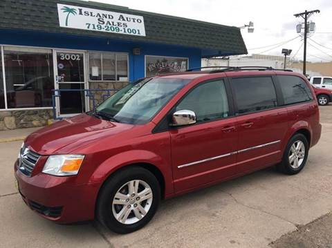 2008 Dodge Grand Caravan for sale in Colorado Springs, CO