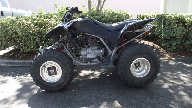 2006 HONDA TRX 250 EX ATV black 0 miles VIN 1HFTE270X64511447