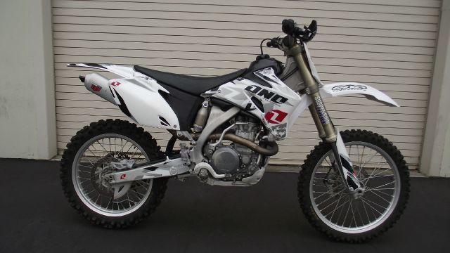 2006 Yamaha YZ450F