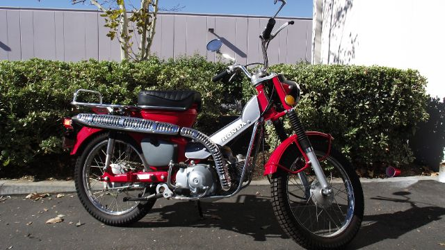 1970 honda trail 90 cars and vehicles redlands ca for Honda of redlands