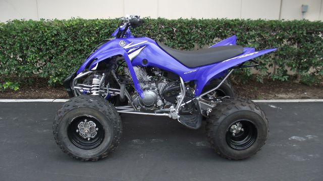 2008 YAMAHA RAPTOR RAPTOR 350 blue 2008 yamaha raptor 350   well kept and maintained   fires rig