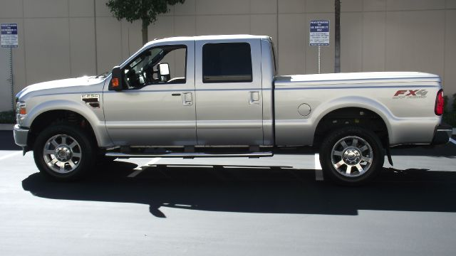 2010 FORD F-250 SUPER DUTY LARIAT 4X4 4DR CREW CAB 68 FT silver 2010 ford f250 super duty crew c