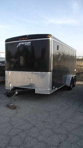 2013 Homesteader Trailer Challenger