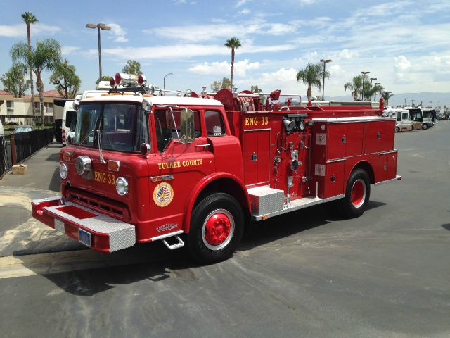 1976 Ford Fire truck