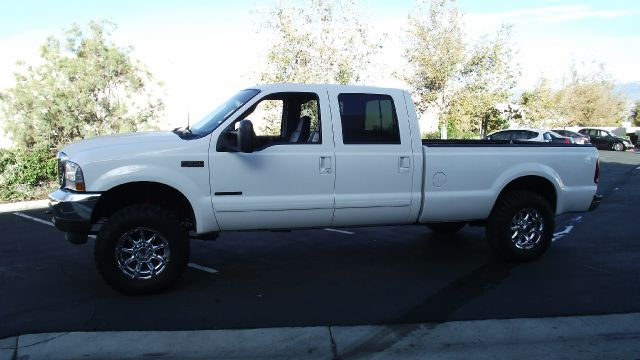 2003 FORD F250 LARIAT CREW CAB LONG BED 4WD white 2003 ford f-250 super duty crew cab long bed  7