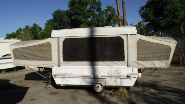 1991 Starcraft Tent