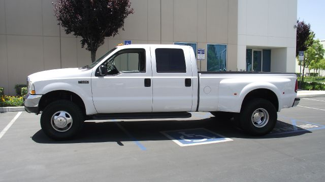 1999 FORD F350 XLT CREW CAB LWB DRW 2WD white 1999 ford f-350 super duty crwe cab long bed dually