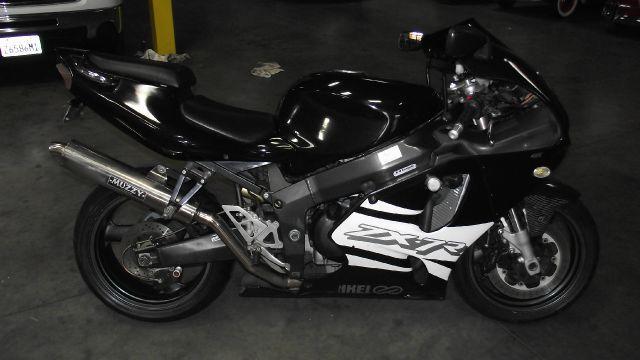 2002 Kawasaki ZX-7R