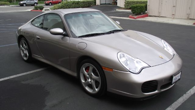 2002 PORSCHE 911 CARRERA 4S silver gray 4wdawdabs brakesair conditioningalloy wheelsamfm rad