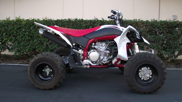 2009 Yamaha YFZ450 R